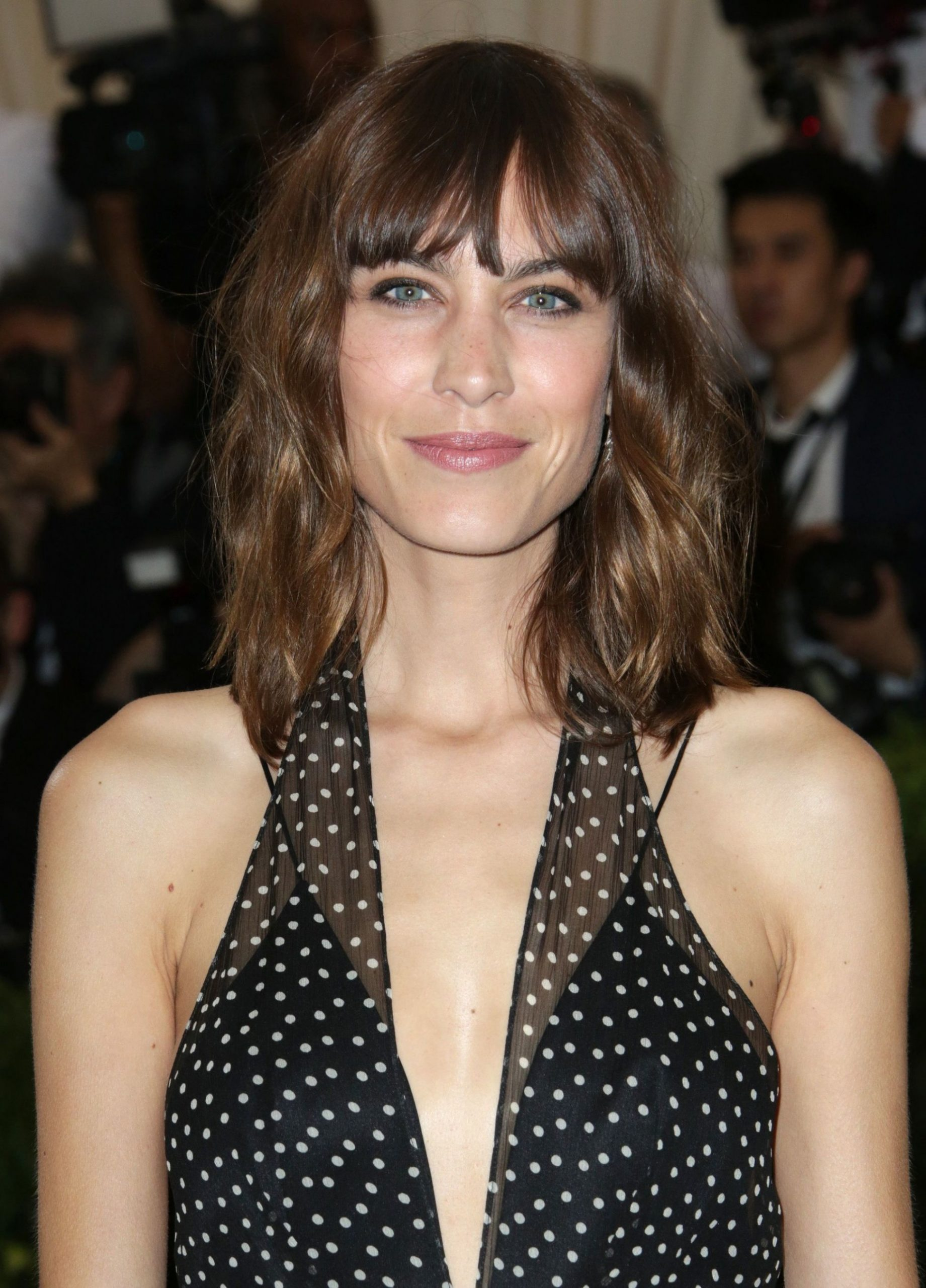 12 Best Lob Haircuts & Hairstyles How To Style Your Long Bob Curly Lob With Bangs