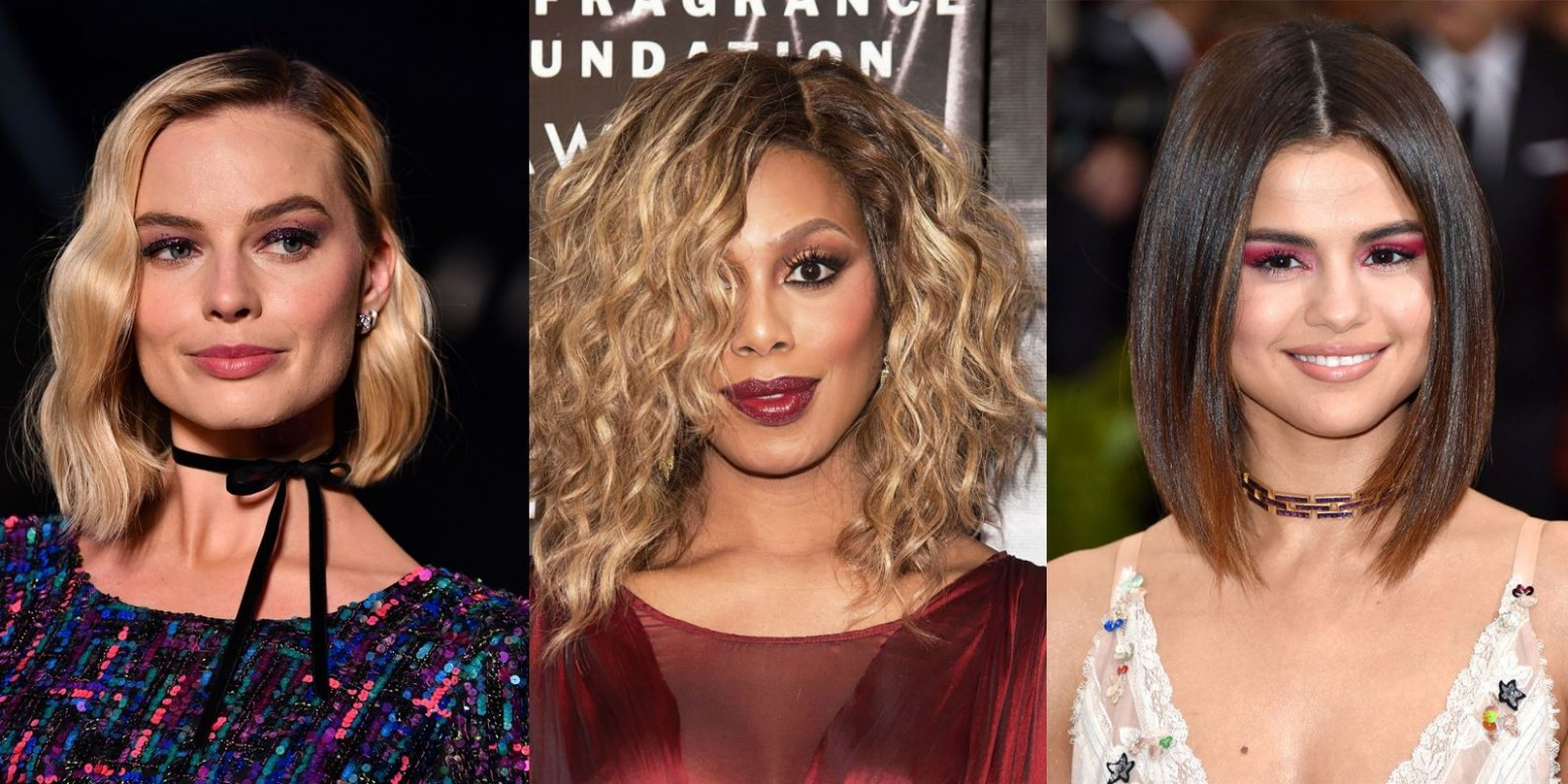 12 Best Long Bob Hairstyles - Our Favorite Celebrity Lob Haircuts