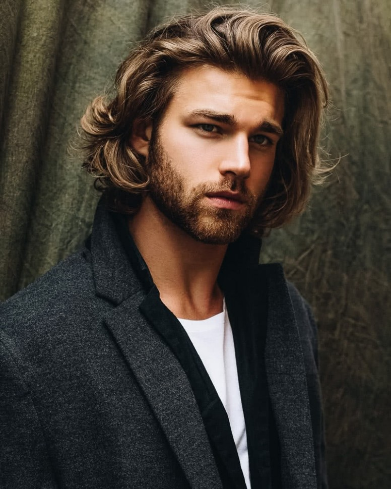 12 Best Long Hairstyles For Men: The Most Attractive Long Haircuts Guys Long Haircuts
