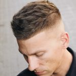 12 Best Short Haircuts: Men's Short Hairstyles Guide With Photos Fade Haircut Short On Top