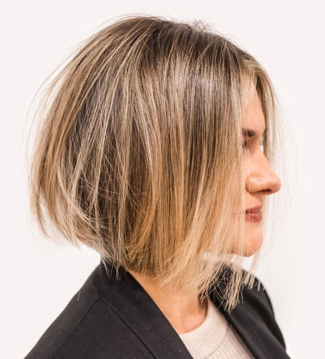12 Blunt Cuts and Blunt Bobs That Are Dominating in 12 - Hair