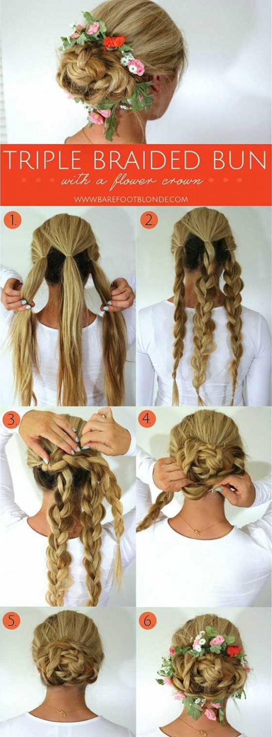 12 Braided Hairstyles For Long Hair Easy Braided Hairstyles For Long Hair