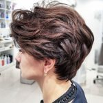 12 Classy Short Haircuts And Hairstyles For Thick Hair In 12 Long Wavy Pixie Cut