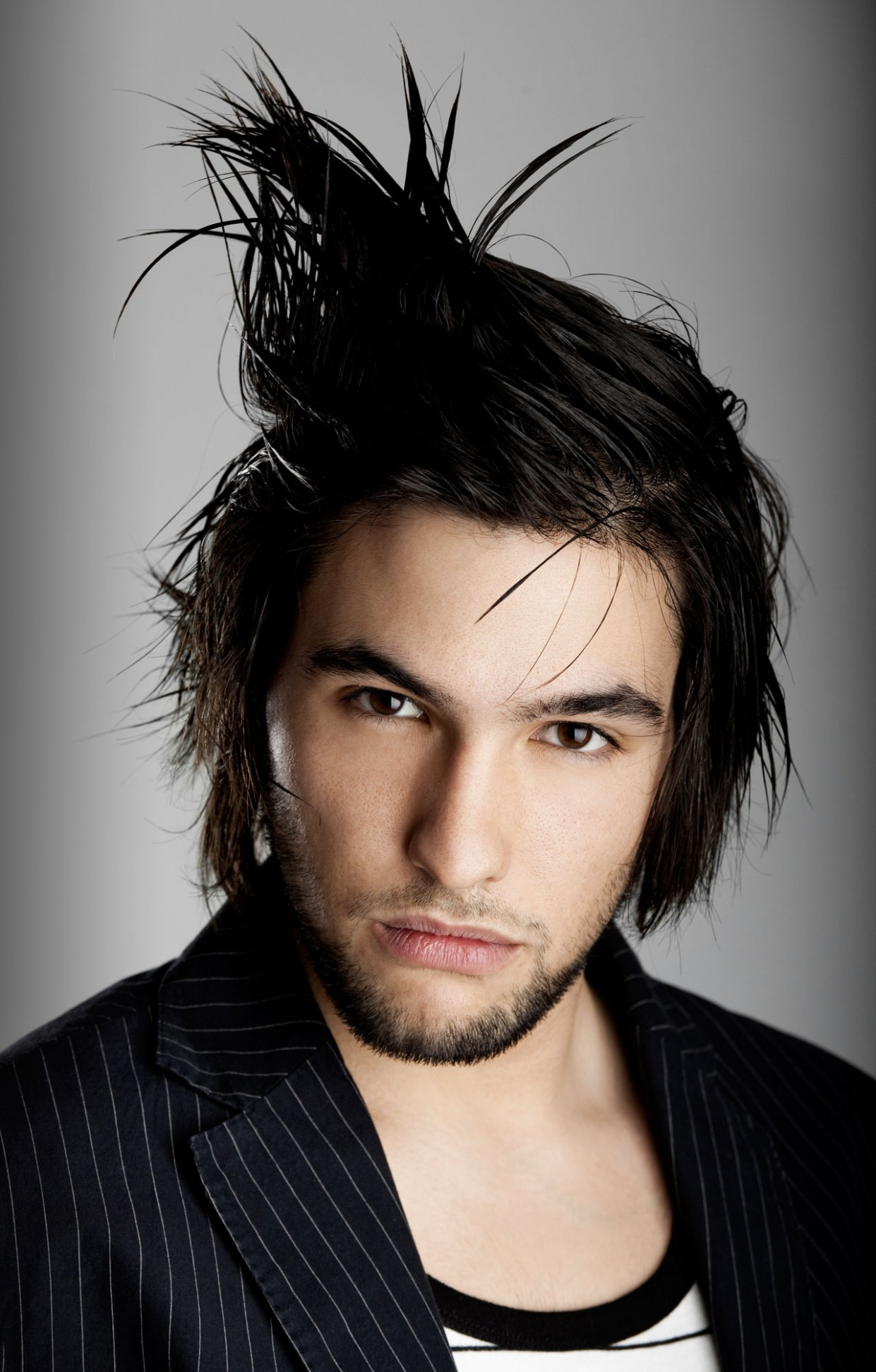 12 Cool Ways to Spike Your Hair - Men Wit