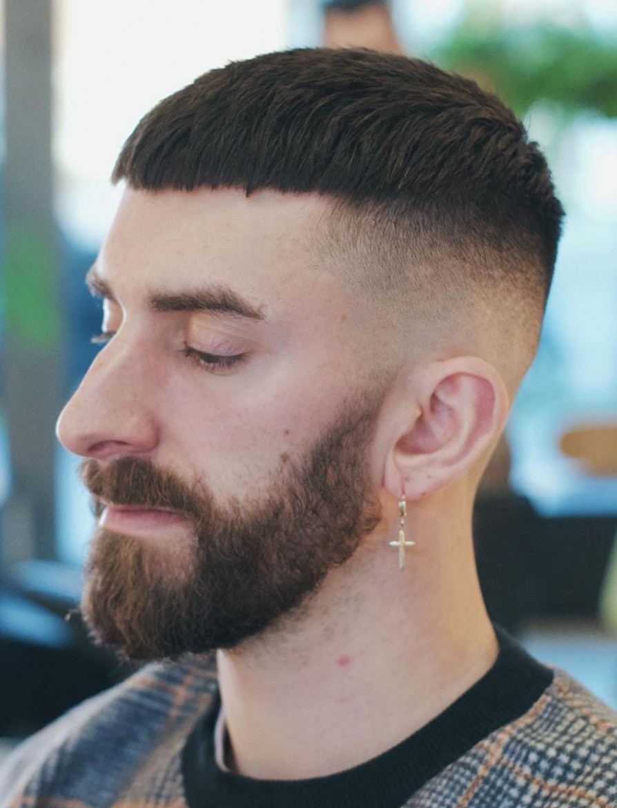 12+ Crew Cut Examples: A Great Choice for Modern Men