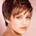 12 Curly And Wavy Pixie Haircuts For Women In 12 Auburn Pixie Cut