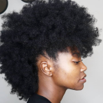 12 Curly Mohawk Looks To Try Curly Mohawk