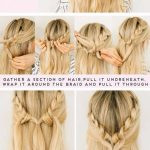 12 Cute And Easy Braids For Back To School DIY Projects For Teens Easy Braided Hairstyles For Long Hair