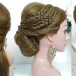 12 Cute And Easy Hairstyles For Long Hair Tutorial