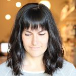 12 Cute Bob Haircuts With Bangs To Copy In 12 Short Lob With Bangs