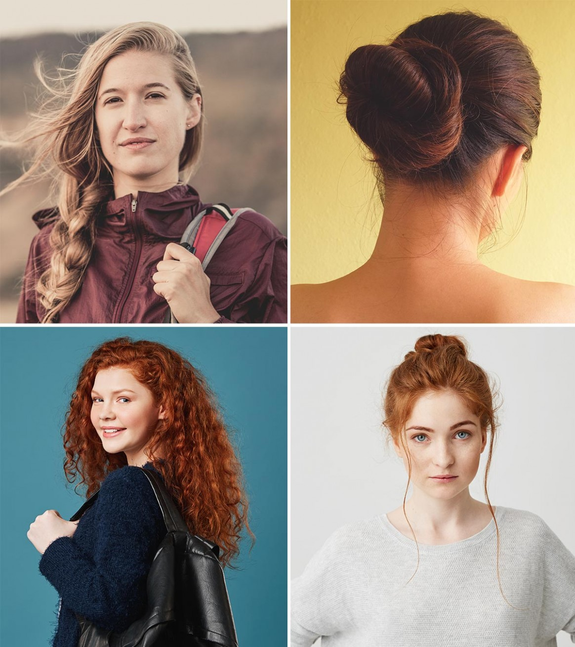 12 Easy And Simple Hairstyles For School Girls Long Hairstyles For Teens