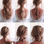 12 Easy Hairstyles For Long Hair With Simple Instructions Hair Easy Hairstyles For Curly Hair To Do At Home
