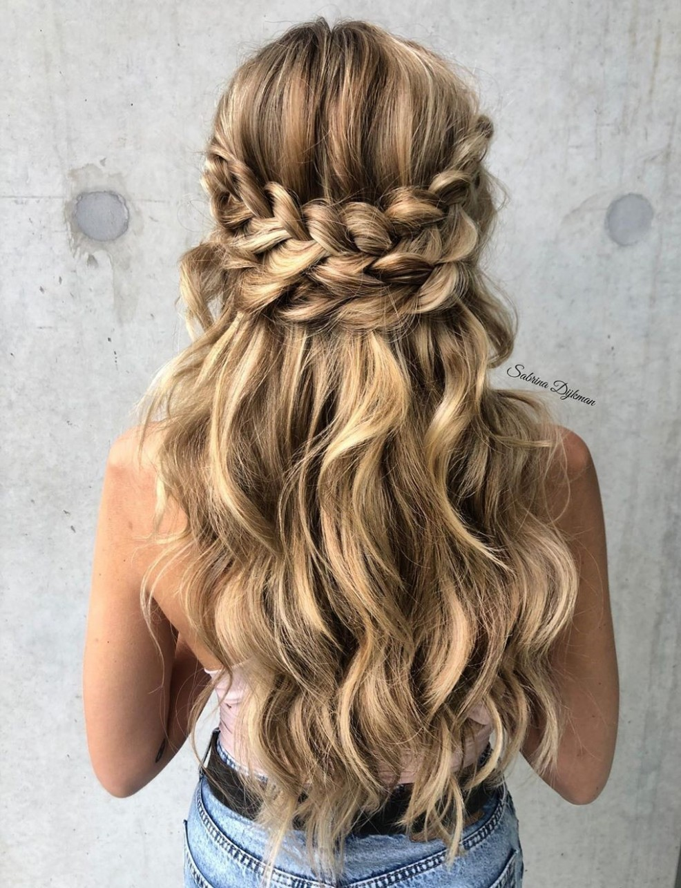 12 Easy Hairstyles For Long Hair With Simple Instructions Hair Easy Hairstyles For Girls Long Hair