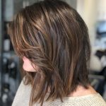 12 Flattering Medium Hairstyles For Round Faces In 12 Medium Haircuts For Round Faces
