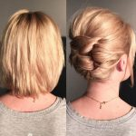 12 Gorgeous Prom Hairstyle Designs For Short Hair: Prom Hairstyles Formal Bob Hairstyles