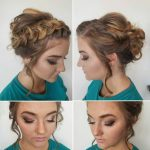 12 Gorgeous Prom Hairstyle Designs For Short Hair: Prom Hairstyles Short Prom Hairstyles