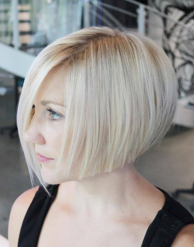 12 Graduated Bob Haircuts to Get Perfect and Classy Look