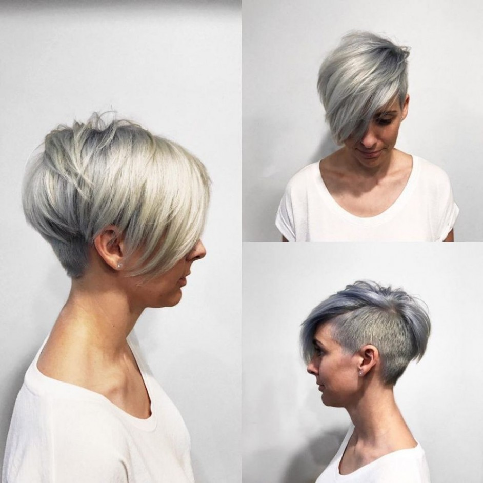 12 Great Undercut Shaggy Pixie Ideas That You Can Share With Your Undercut Long Pixie