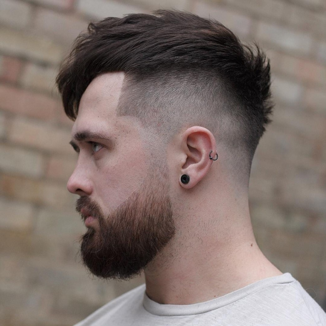 12 Haircuts for Men with Thick Hair (Short + Medium)