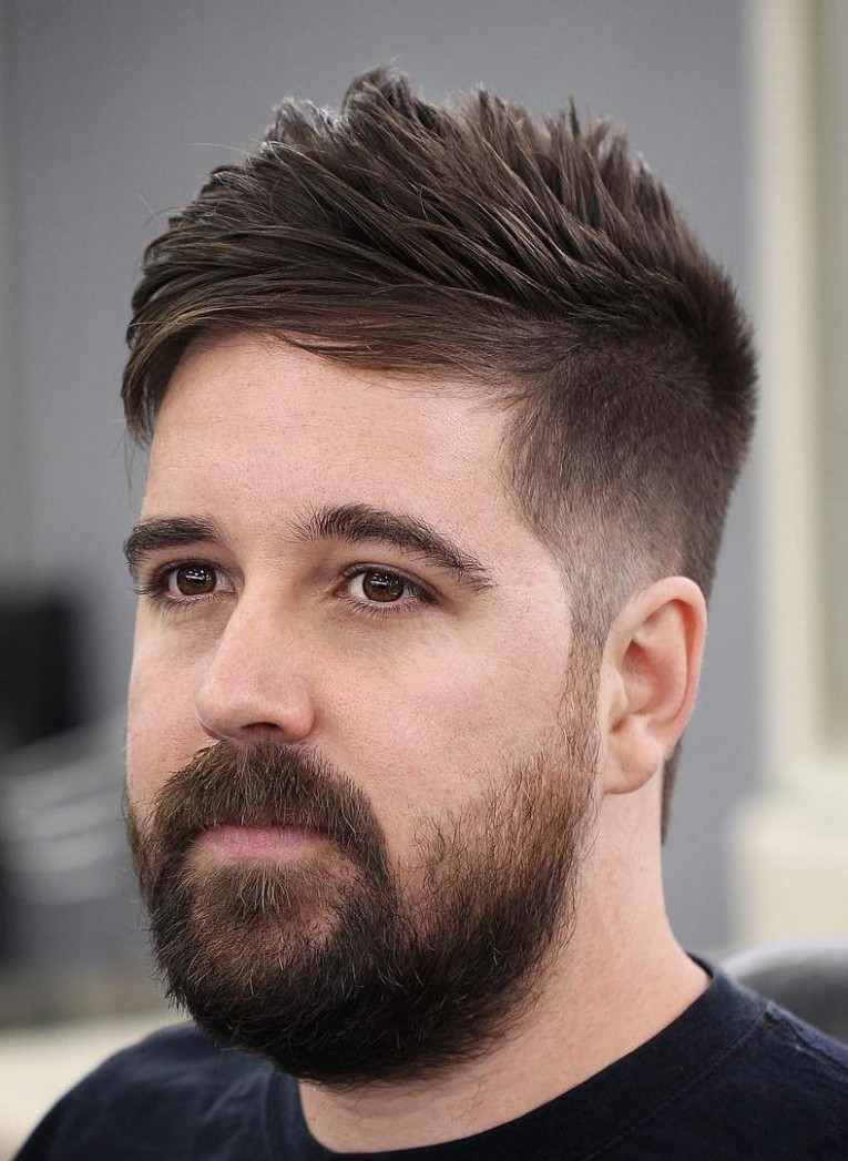 12 Hairstyles For Men With Thin Hair (Add More Volume) Short Haircuts For Fine Hair Men