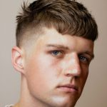12 Hairstyles For Round Faces Men & What You Can Learn From Them Good Haircuts For Round Faces Male
