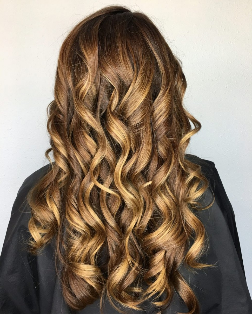 12 Hottest Long Brown Hair Ideas For Women In 12 Hairstyles For Long Dark Hair