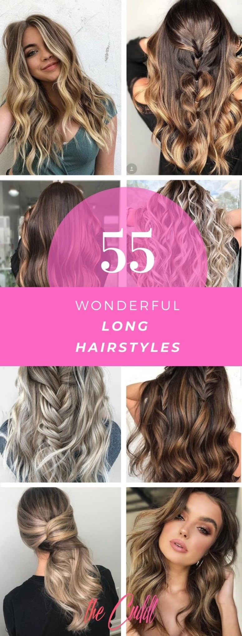 12 Insanely Hot Hairstyles For Long Hair That Will Wow You In 12 Fun Haircuts For Long Hair