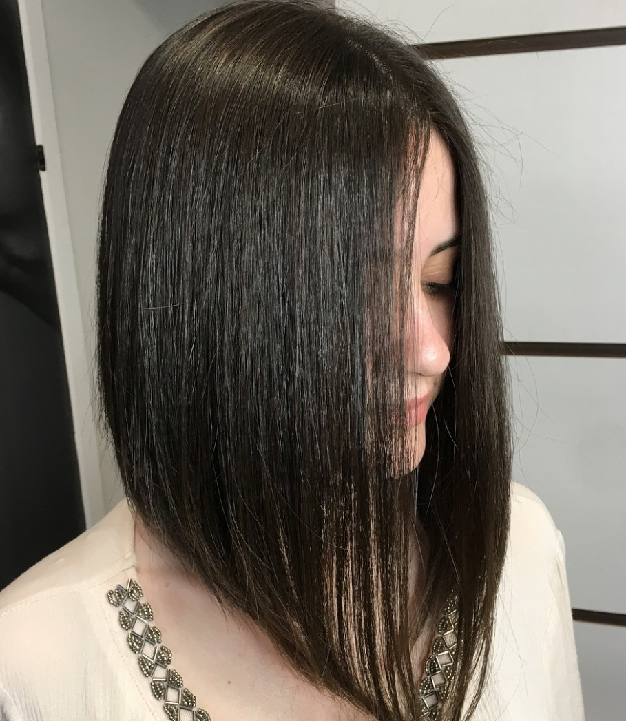 12 Latest A Line Bob Haircuts To Inspire Your Hair Makeover Hair Long A Line Bob Haircut