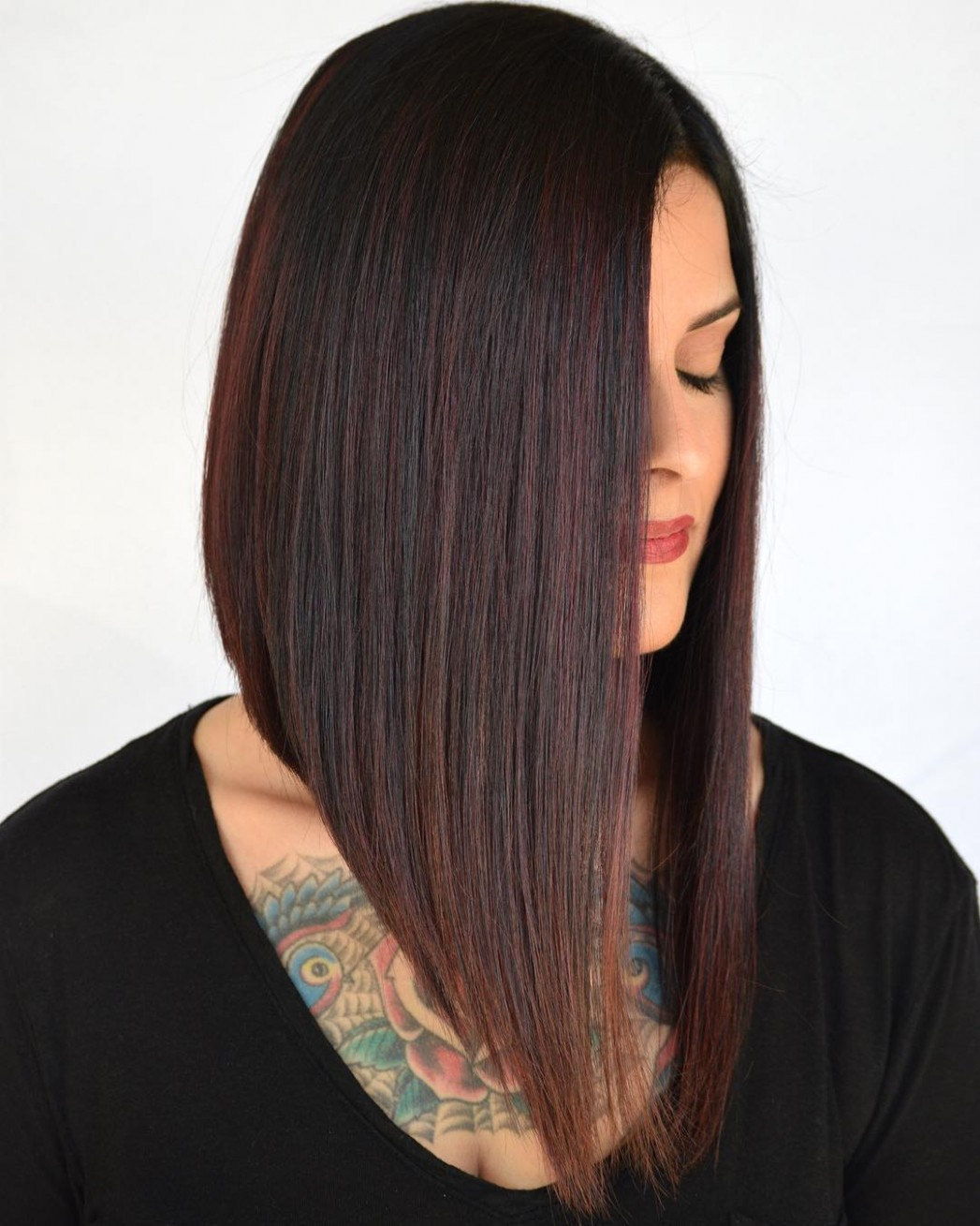 12 Latest A Line Bob Haircuts To Inspire Your Hair Makeover Hair Long A Line Haircut