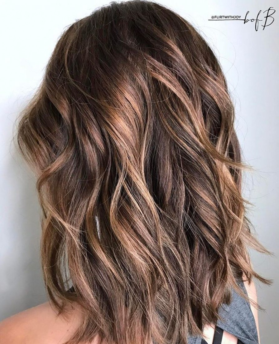 12 Layered Hairstyles & Cuts for Long Hair in Summer Hair Colors
