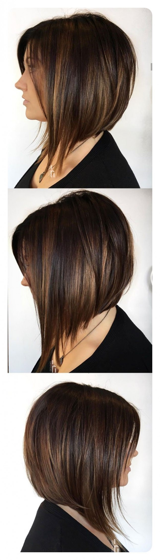 12 Layered Inverted Bob Hairstyles That You Should Try - Style Easily