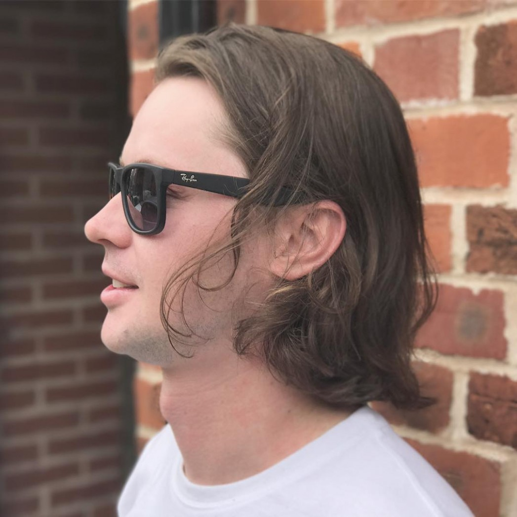 12+ Long Hair Hairstyles + Haircuts For Men (12 Styles)