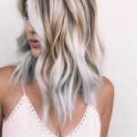 12 Medium To Long Hairstyles In Exciting Blonde Colors Women Popular Long Hairstyles