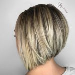 12 Most Flattering Bob Haircuts For Round Faces Blunt Bob Round Face