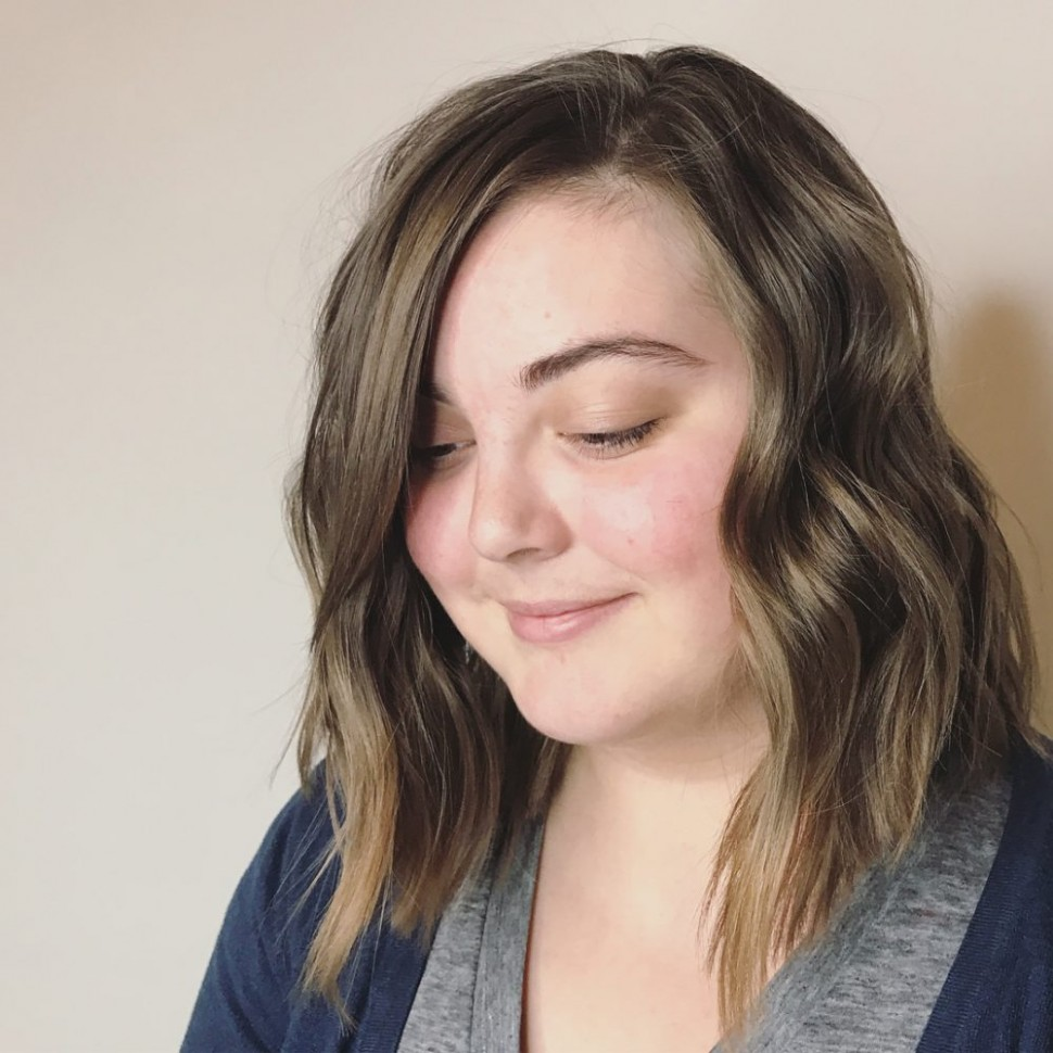 12 Most Flattering Bob Haircuts For Round Faces Hairstyle For Chubby Face