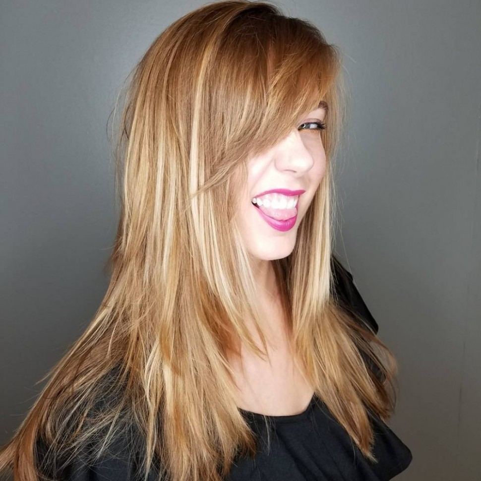 12 Most Flattering Hairstyles For Long Faces To Look Shorter Fun Haircuts For Long Hair
