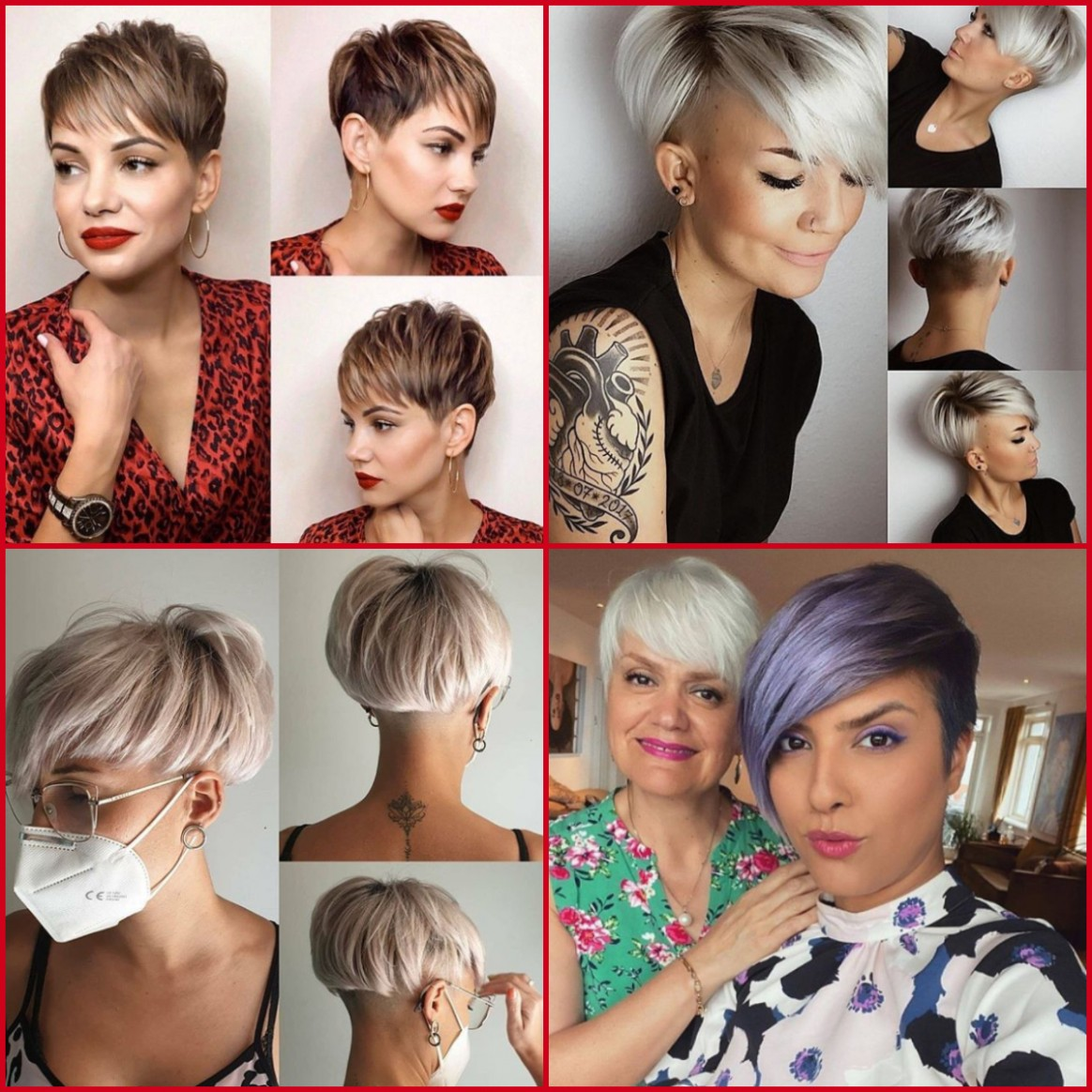 12 Most Stylish New Year Pixie Haircuts 12 Best Short Hairstyles Best Pixie Cuts 2021