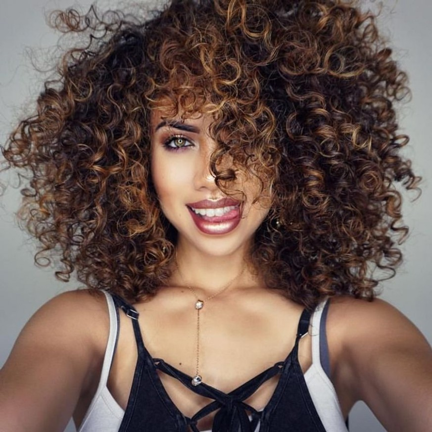 12 Natural Ways To Relax Curls Really Tight Curls