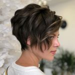 12 NEW Short Hair With Bangs Ideas And Hairstyles For 12 Hair Long But Short Hair