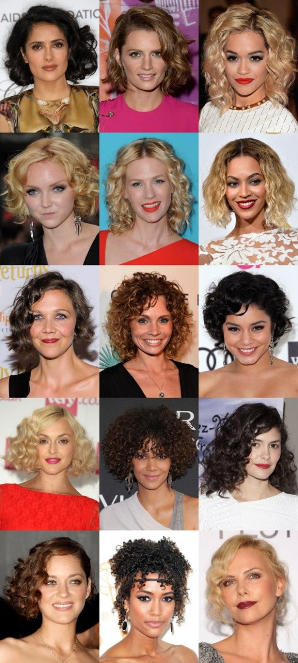12 Of The Best Hairstyles For Medium Length Curly Hair The Hairstyles For Shoulder Length Curly Hair
