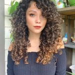 12 Perfectly Flattering Long Hairstyles With Bangs StylesRant Side Bangs Curly Hair