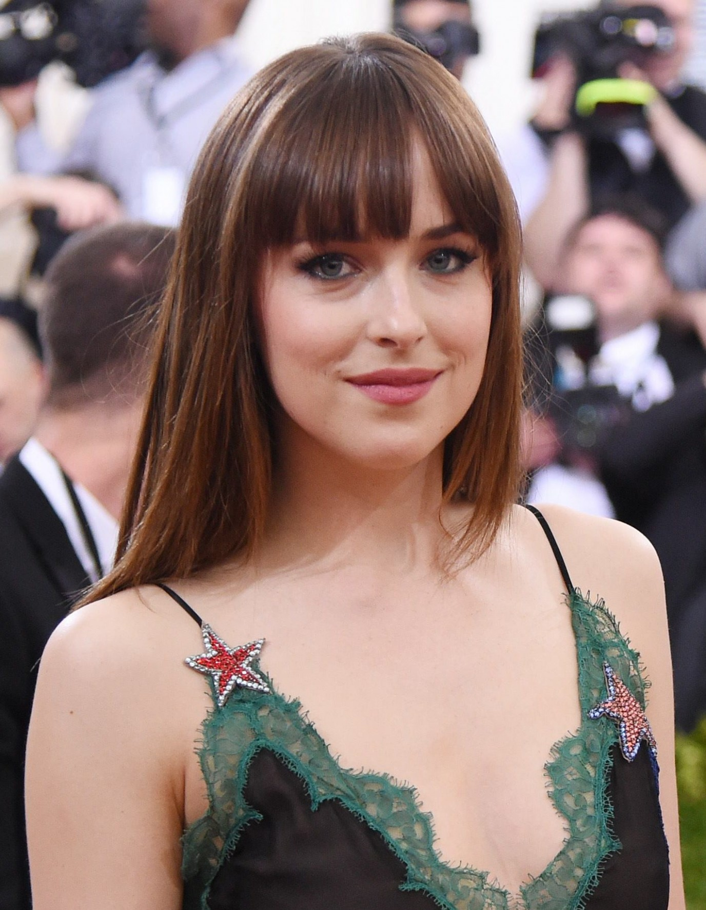 12 Reasons Why Straight Bangs Are The Best Thing Ever Curly Hair And Straight Bangs