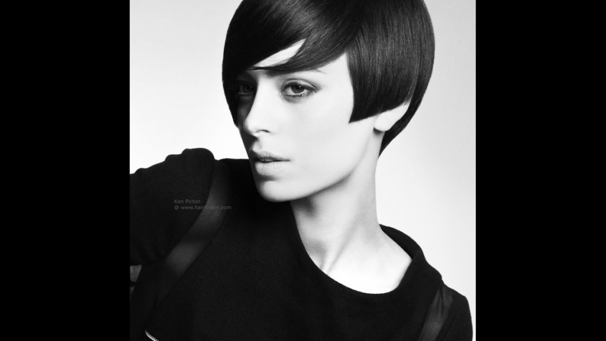 12's Hairstyles For Cute Short Hair 1960S Hairstyles For Short Hair