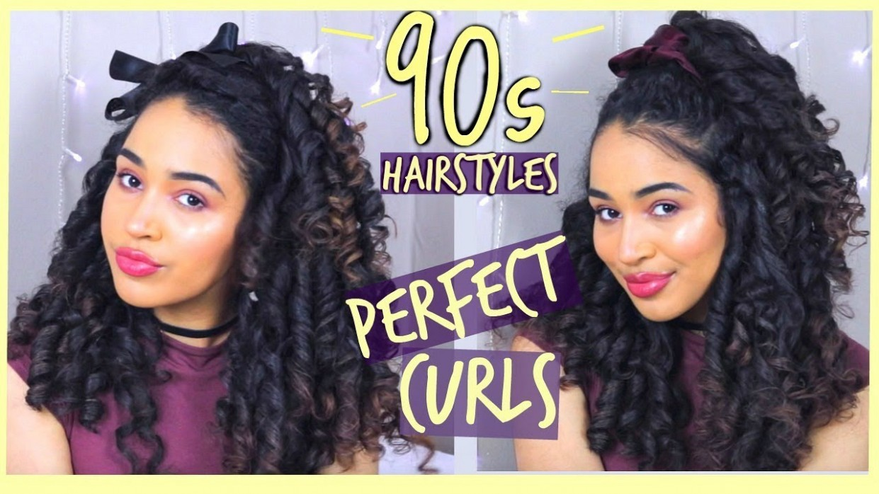 12's Hairstyles with Perfect Heatless Ringlet Curls Ft. Curlformers!