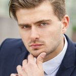 12 Selected Haircuts For Guys With Round Faces Good Haircuts For Round Faces Male