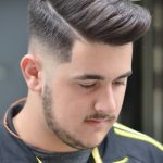 12 Selected Haircuts For Guys With Round Faces Haircut For Chubby Face Men