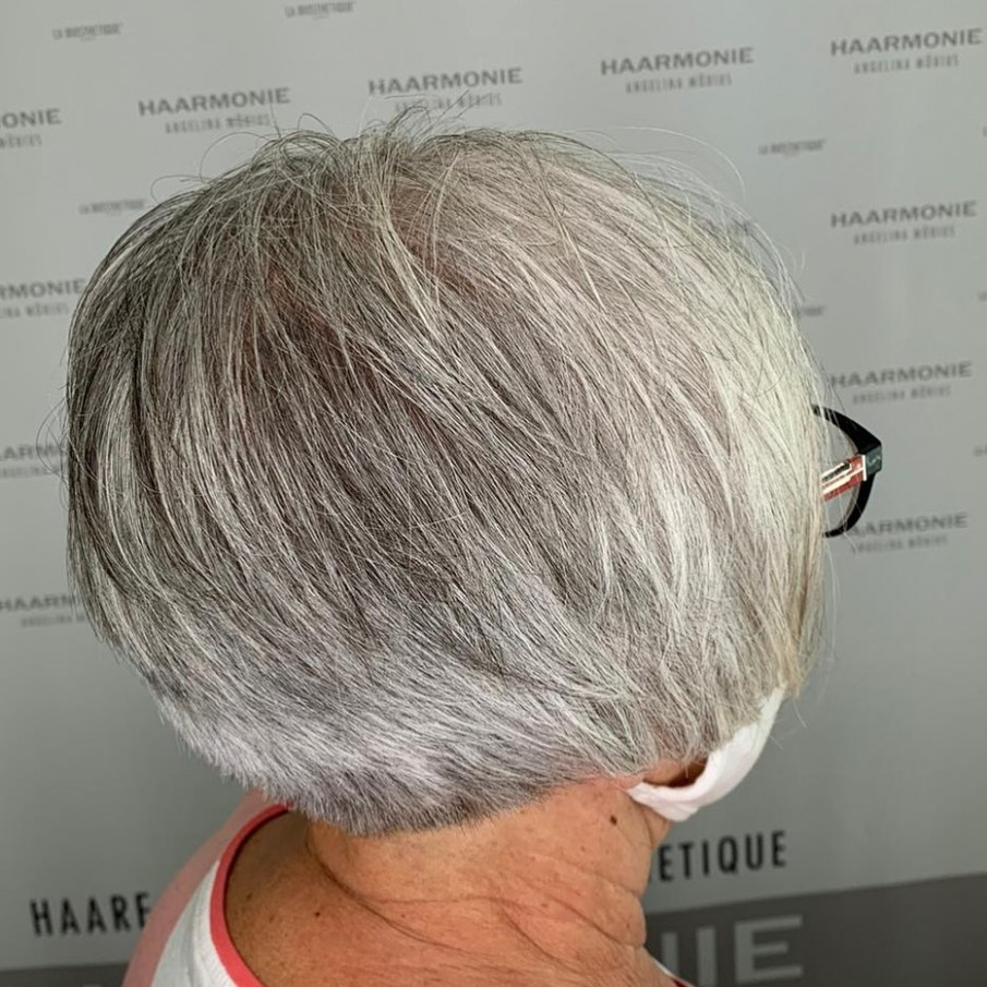 12 Short Hairstyles For Older Women July 12 Edition Older Hairstyles