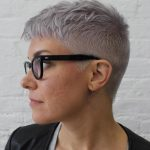 12 Short Pixie Cuts And Hairstyles For Your 12 Makeover Hair Pixie Cut With Glasses
