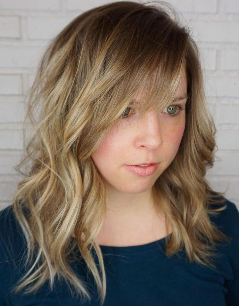 12 Side Swept Bangs To Sweep You Off Your Feet Side Swept Bangs Side Swept Bangs Curly Hair