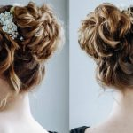 12 Smartest Messy Buns For Curly Hair [12] Curly Hair Bun Hairstyles